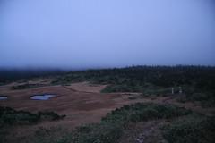 CANON EOS 40Dで撮影をした八幡平