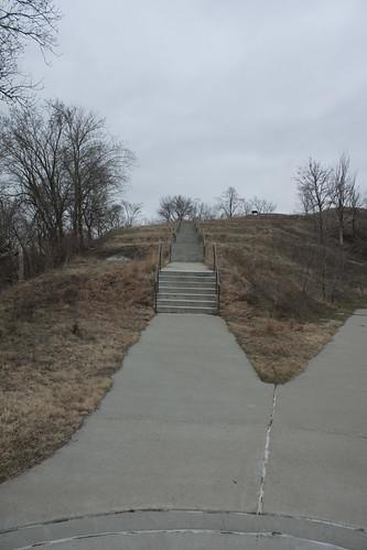 Stairs to Nebraska