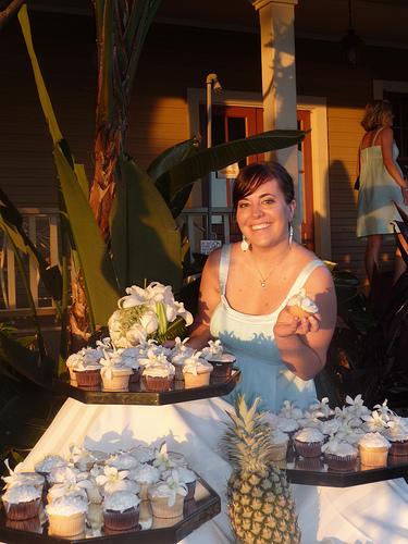 jamie and cupcakes