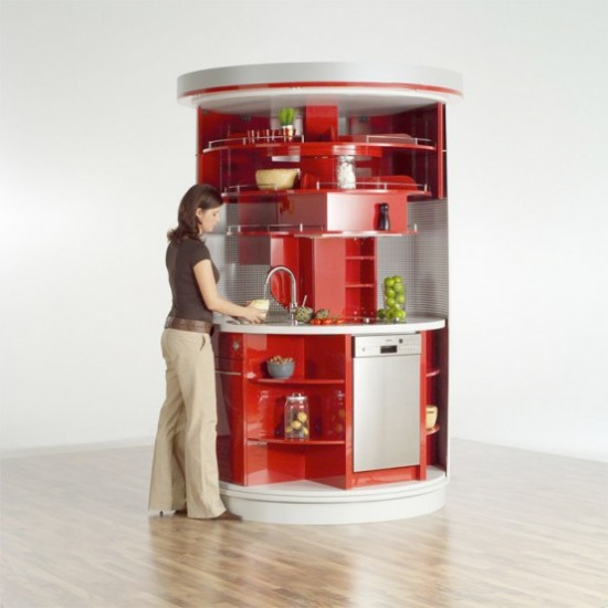small-space-with circle-kitchen-kitchen-design-concept-1