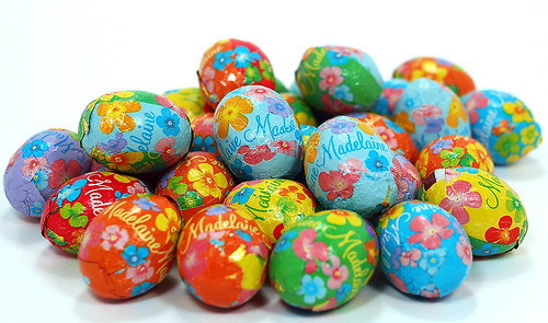 Madelaine Easter Eggs Milk Chocolate