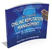 Herb Tabin Book Do It Yourself Online Reputation Management by Herbert Tabin