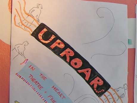 UPROAR - MayDay 2010
