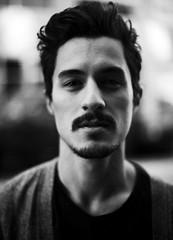 (Samantha West) Tags: portrait man brooklyn samanthawest davequon