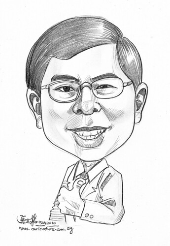 Caricature for National Healthcare Group Diagnostics -2