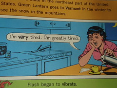 "lois lane, ""tired"" and possibly drunk"
