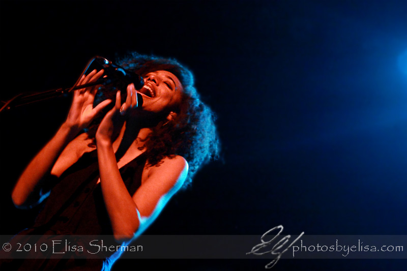 Corinne Bailey Rae by Elisa Sherman | photosbyelisa.com