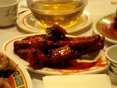 sticky ribs wong kei london