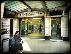 entrance (buckaroo kid) Tags: uk england london station with transport entrance tubestation farringdon ec1 londonist tickethall a dlsdesigns hrefhttpwwwpixsycomprotected pixsya