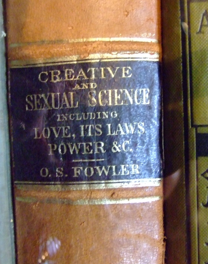 antique sex book