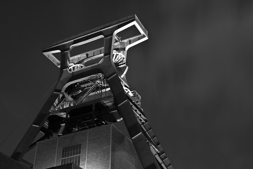 100401-0224_Zeche Zollverein-bw