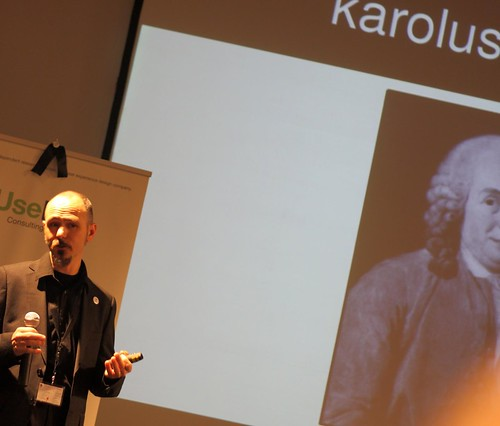Andrea Resmini @ IA Summit 2010