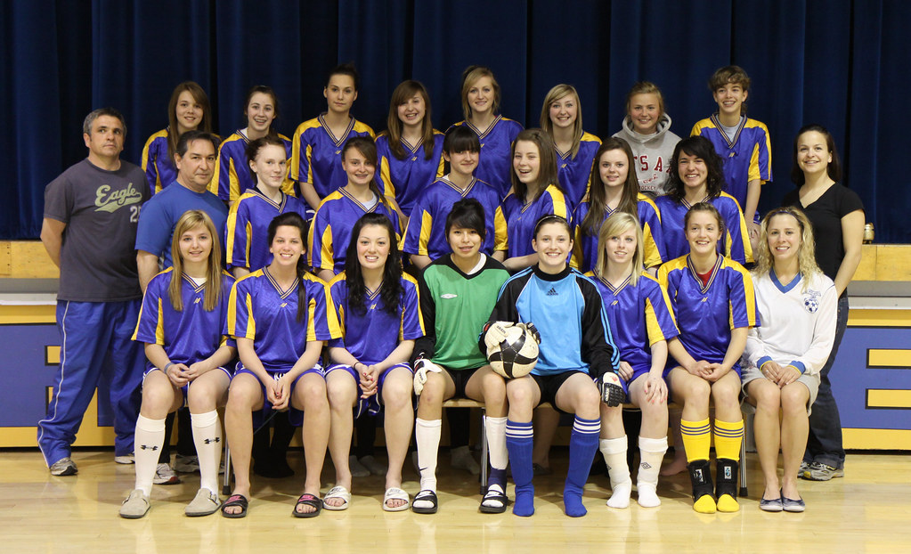 2010 Eagles Girls Soccer Team