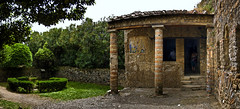 Casa di Apollo, Pompei (I) (Panoramyx) Tags: italien italy panorama italia campania panoramica napoli naples pompeya hdr italie pompei npoles itali neapel napels itlia npols casadiapollo 72oreanapoli 72hoursinnaples 72horasennpoles 72horesanpols 72heuresnaples 72stundeinneapel 72uurinnapels