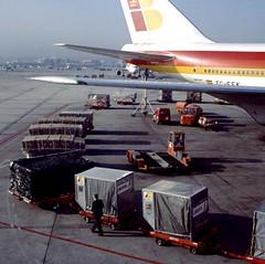 Iberia cargo