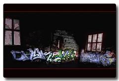 grafitti (PHOTOHOOL) Tags: darkroom grafitty