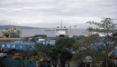 Panguil bay traffic 1... (seas2fly) Tags: roro philippineships philippineshipspotterssociety ozamizcityport shpsferries