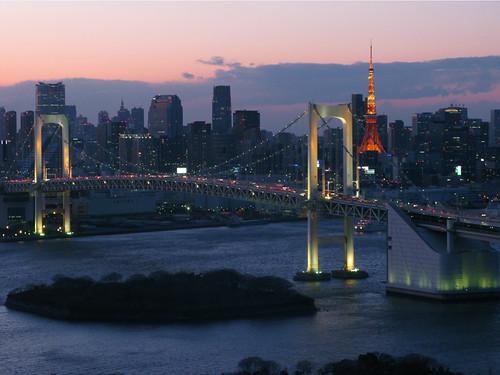 Tokyo Island (Odaiba)