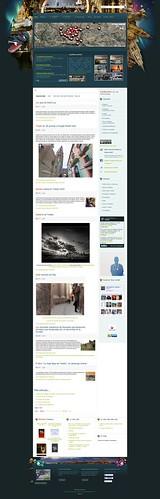 Leyendasdetoledo.com en abril de 2010