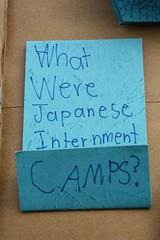 japanese internment camps matchbook1