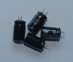 panasonic hfq (hactux) Tags: japan panasonic capacitor matsushita 63v hfq 220uf
