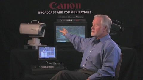 Canon BU45H and BU50H PTZ Camera System