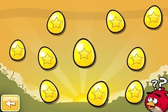 Angry Birds (temppu_) Tags: birds angry iphone goldeneggs angrybirds