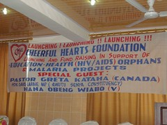 "The banner used for the Launching at the Royal Dede Caesar Hotel • <a style=""font-size:0.8em;"" href=""http://www.flickr.com/photos/48668870@N02/4565211183/"" target=""_blank"">View on Flickr</a>"