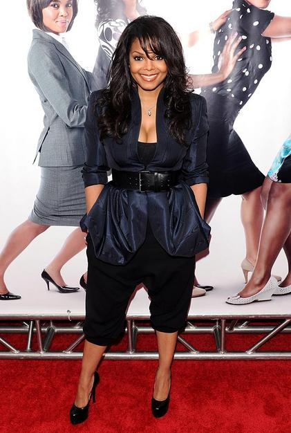 "Actress Janet Jackson attends the special screening of ""Why Did"