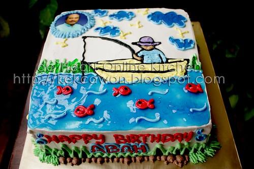 Cake Fishing