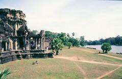 Angkor Wat, Cambodia, 2001