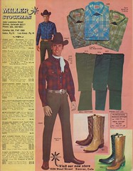Miller Stockman - Fall 1969 Catalog (The Pie Shops Collection) Tags: fall 1969 vintage cowboy catalog westernwear millerstockman