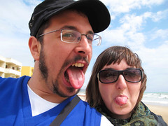 Prrrrrrrrrrr (wavemossi) Tags: ocean blue sunglasses tongue spain klein lingua lengua simo smorfia mossi dwave prrrr blueklein 04052010
