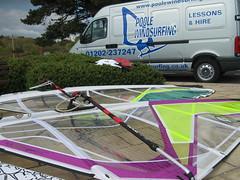 Goya Guru & Nexus windsurf sails