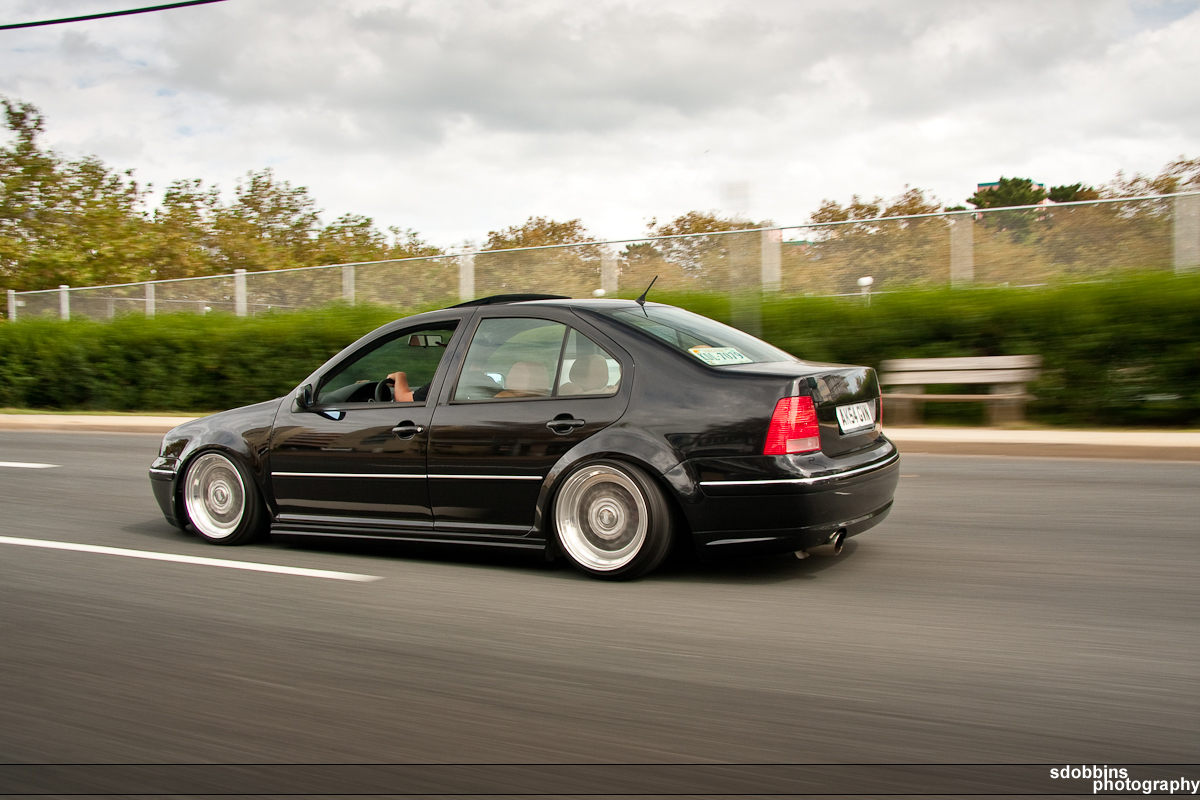 VW Jetta GLI on BBS RS's -