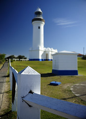 Norah Head Lighthouse, NSW (Woodscapes) Tags: lighthouse nikon australia nsw norahhead d700