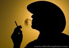 smoking time (SAAD AL_FARHAN) Tags: