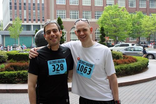 Cox Marathon, 5-2-10