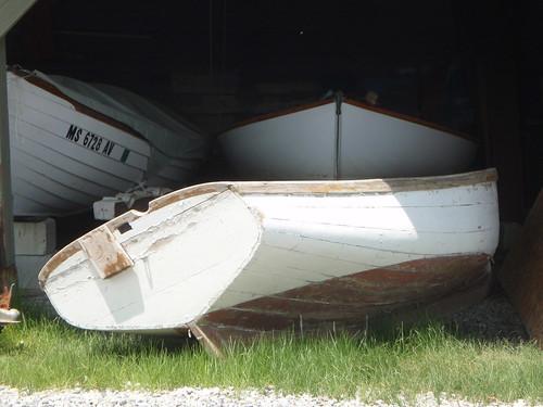 Abaco skiff