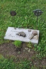 Rod Serling's grave