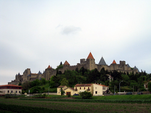 Carcassone Old Town