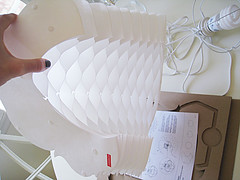 Phrena pendant Lamp assembly -4