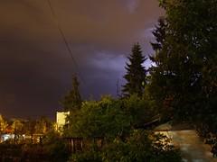 The storm is coming (Radu M. Gheorghiu) Tags: storm clouds hostel student 7 lightning cluj napoca camin observator furtuna