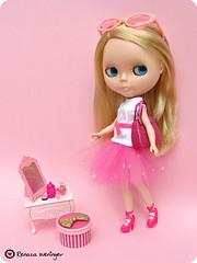 look #04: girly girl