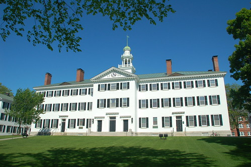 Dartmouth Hall 2