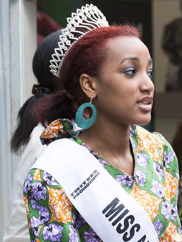 Miss Africa Ireland, Stazia Costa