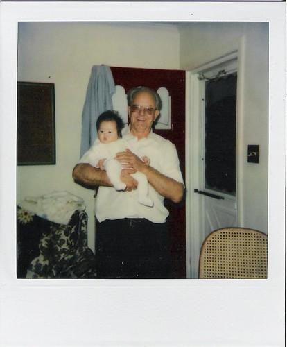 Cadie & Grandpa