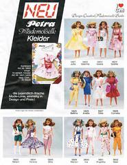 Petra Mademoiselle 1980s (Polly Plasty I.) Tags: petra ad 80s mademoiselle