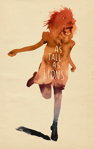 As tall as lions - ver.1