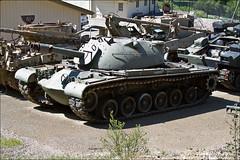 M48 (eugene.photo) Tags: california usa tank places armor tanks portolavalley m48 militaryvehicletechnologyfoundation mvtf